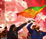 Video And Pictures: Damian Marley In Concert In Kenya