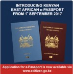Travel: Kenya's New ePassport - Here Is What You Should Know