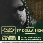 Ty Dollar $ign and Nasty C to Headline the Jameson Connects Experience Tonight