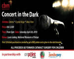 Health And Entertainment: Concert In The Dark Is Raising Funds To Prevent Childhood Blindness - Here's Why You Should Attend