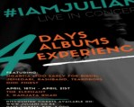 Entertainment: Juliani Takes Fans On A Four Day Journey Of His Old And New Music. Here Is What You Need To Know