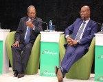 Safaricom Full-Year Profit Hits Ksh. 55.3 Billion As CEO Bob Collymore Announces His Return