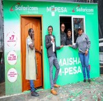 Safaricom Customers Have A Chance To Win Apartments And Cash In The Maisha Ni M-PESA Tu Promotion