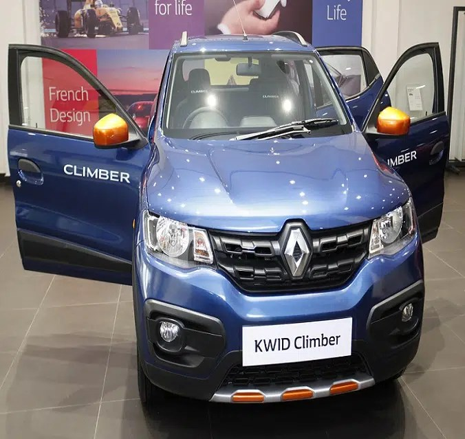 The Upgraded Renault Kwid Model Is Now Available In Kenya Potentash