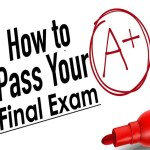 How To Pass Your Exams In 7 Steps