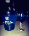 Product Review: The One Of A Kind Casal Mendes Blue Wine