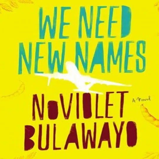 NoViolet Bulawayo - Book: We Need New Names