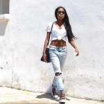 Fashion: 10 Ways To Style Your Plain White T-Shirt