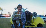 Magical Rides: Veronica Wroe Is The First Woman To Win The CBA Concours D'Elegance 2018 Car Category