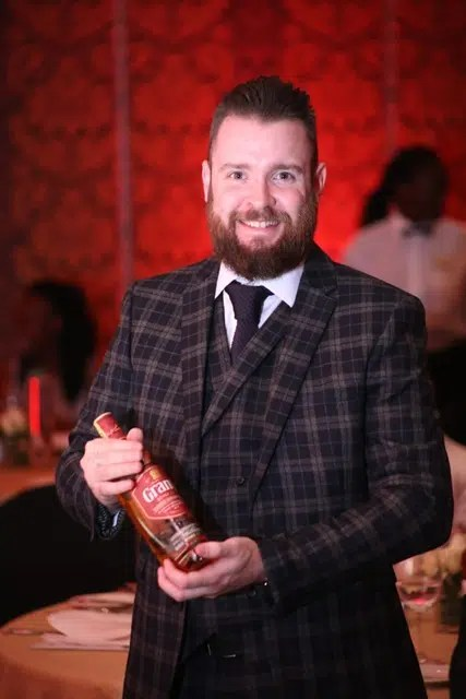 Danny Dyer - Global Brand Ambassador Grant's Whiskey. Image courtesy of Anyiko-PR