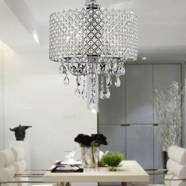 6 types of chandeliers to make your living space beautiful for Immagini lampadari moderni