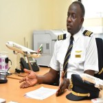 Interview: Pilot Isaac Awinyo Talks About Success & Giving Back To Starehe With The Support Of Emirates Foundation