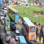 Interesting Things To Do In A Matatu While Stuck In Traffic