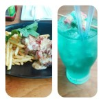 Food Review: B&C Fillet & Monster Frog Cocktail At News Cafe, Sarit Centre