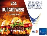 Food: EatOut Partners With VISA For Some Great Deals During The Burger Week 2019