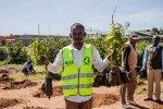 """l Will Plant 200,000 Trees In 2020"" - How Globe Gone Green Is Changing the Environment In Gilgil Thanks To Young Environmentalist Joseph Mwangi"