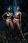 Neema Nkatha Is The Founder Of Ohana Family Wear Which Makes Stunning African Print Swimwear