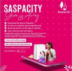 The Saspacity App Helps You Find & Book Appointments With Best Salons, Barbershops, Spas & Nail Parlours