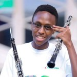 Thanks To The Safaricom Youth Orchestra, George Ndung'u Has Been Able To Learn And Teach People To Play The Oboe Instrument