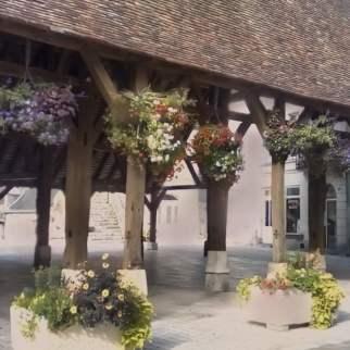 Salle des fêtes de Luynes