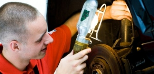 Remmen service bij Bosch Car Service Potgieter