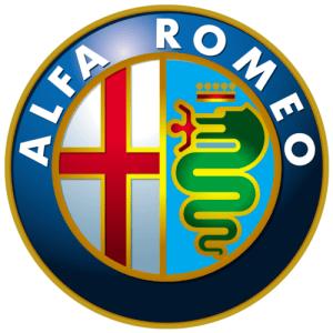 Alfa Romeo Logo Auto Potgieter