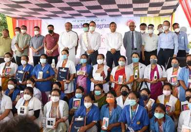 """Chief Minister's Health for All"""" scheme launched"""