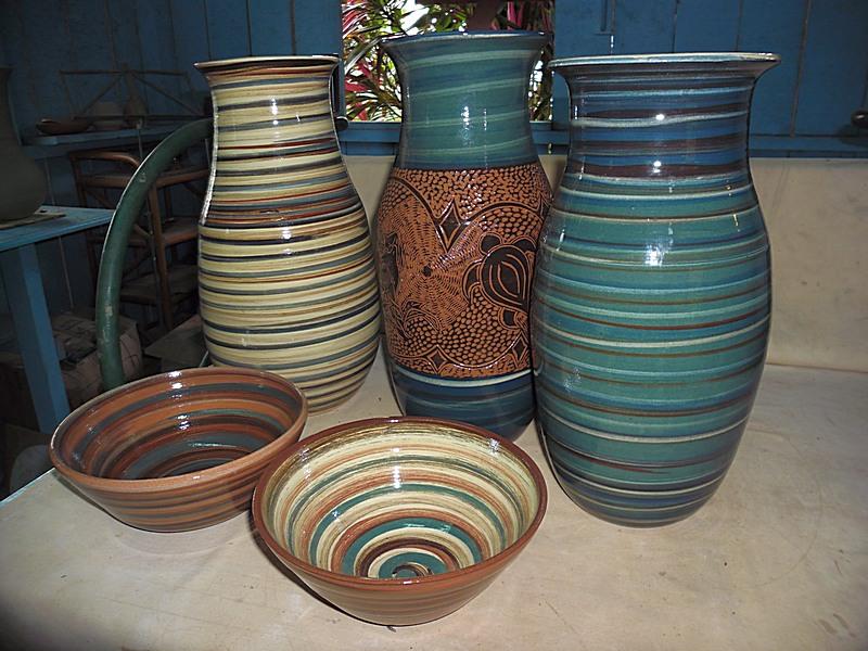 poteries 2013