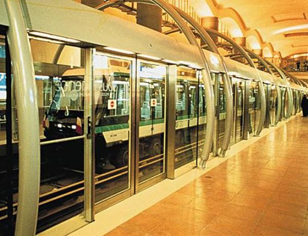 Wifi gratuit dans les métro parisien
