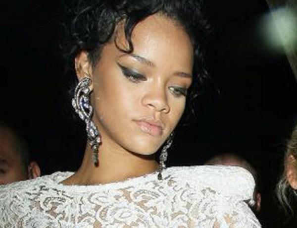 Rihanna annule sa présence au festival Rock In Rio