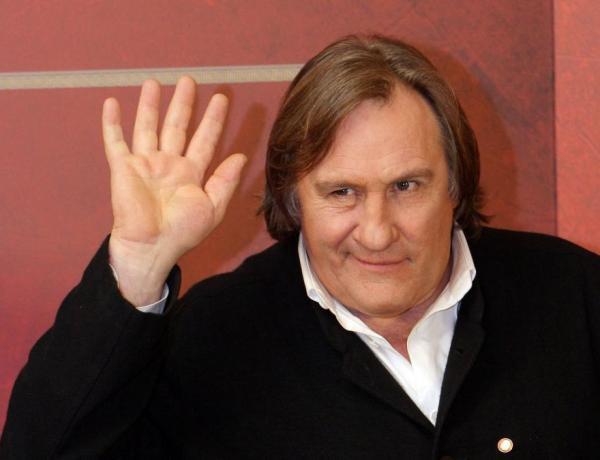 Gérard Depardieu : Et si on buvait un petit coup ?