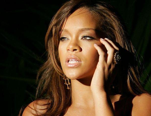 Rihanna en toute transparence…
