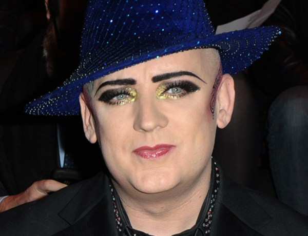 Le new Boy George