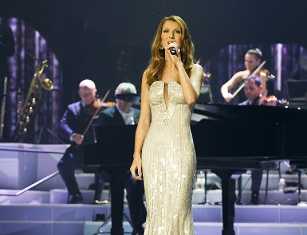 Céline Dion retourne au Caesars Palace