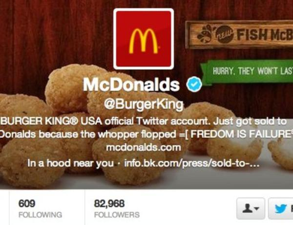 Burger King racheté par McDonald's ?