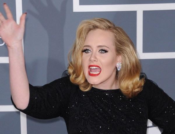 Adele est-elle en colère contre Chris Brown ?