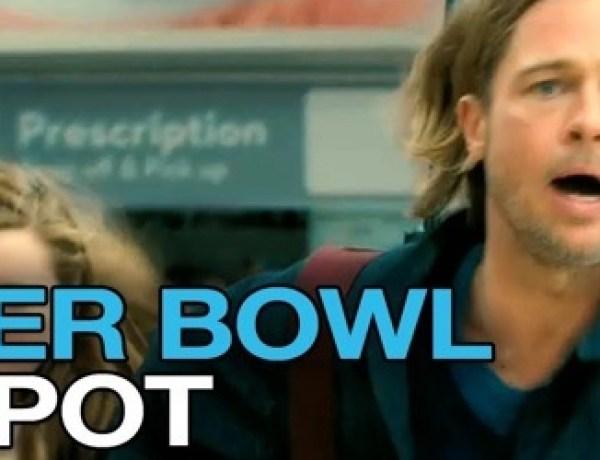 Les spots présents au Super Bowl !