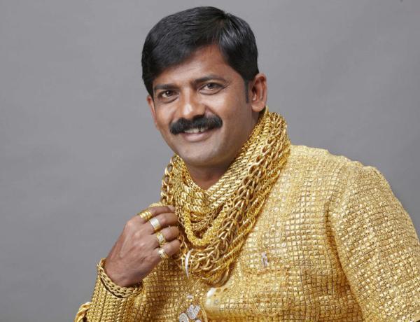 Inde : Il s'offre la chemise la plus chère du monde !