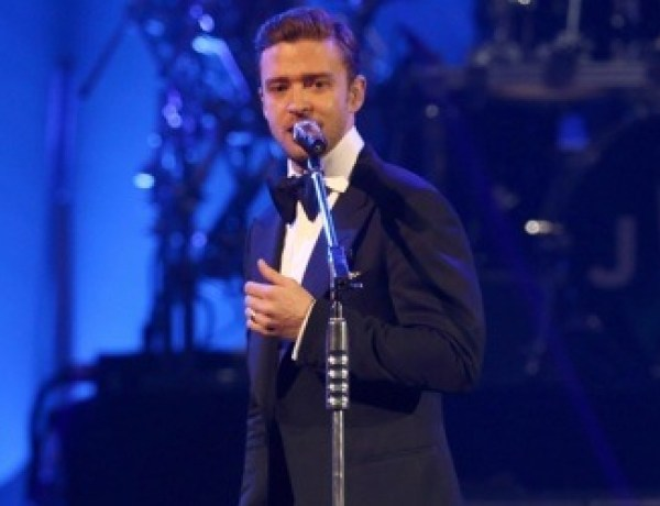 Le 1er concert de Justin Timberlake depuis 4 ans !