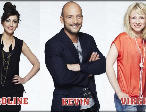 Secret Story 6 : Kevin et Caroline disent adieu à Virginie !