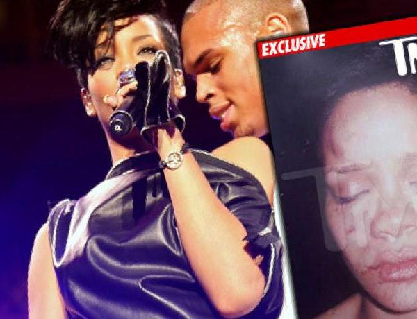 Rihanna et Chris Brown version télé