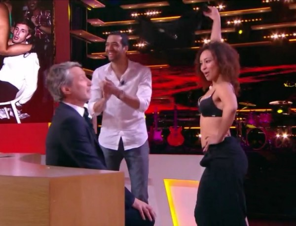 Le Grand Journal : La danse trop sexy