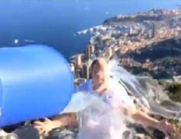 Le Prince Albert de Monaco défie François Hollande