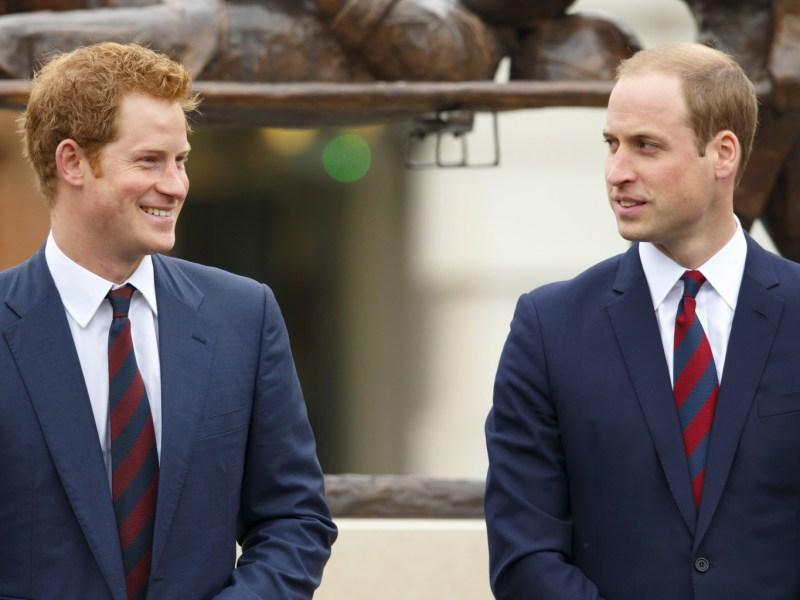 """Les Princes William et Harry se souviennent de Lady Diana comme """"la meilleure maman du monde"""""""
