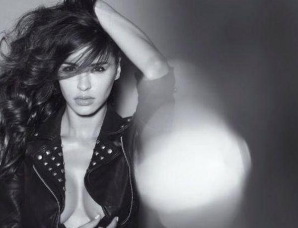 #SS8 : Leïla, marraine glamour des Top Model Belgium 2014 (Photo)