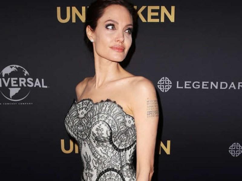 Angelina Jolie : Sa maigreur inquiète les acteurs sous sa direction
