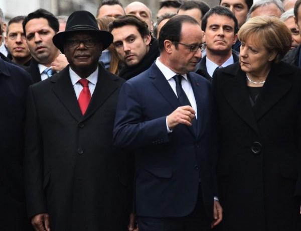 Le garde du corps de François Hollande : Véritable star sur la toile !