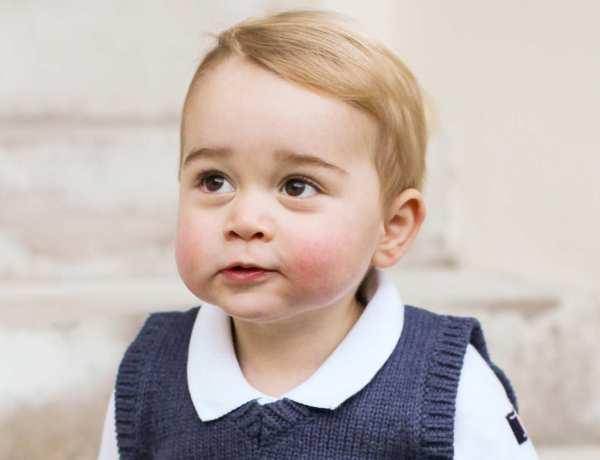 Prince George : 706 cadeaux reçus en une année !