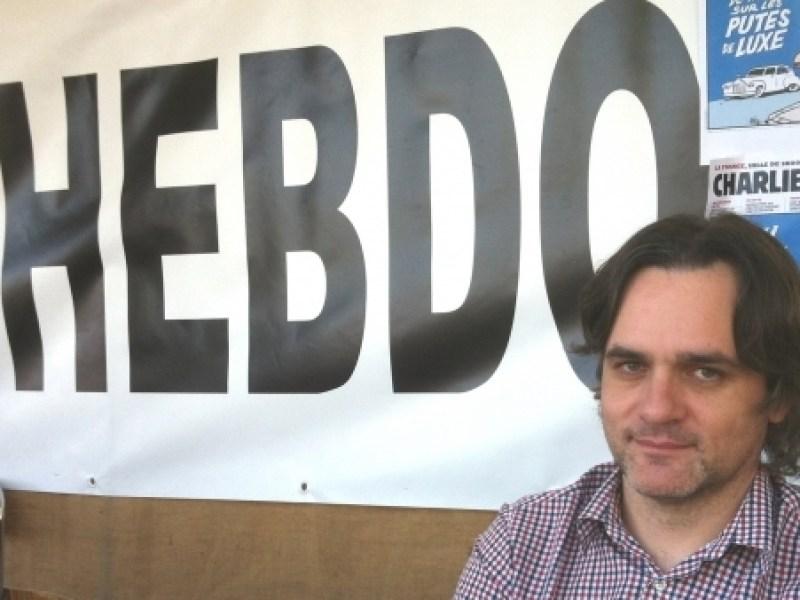 Charlie Hebdo : Riss devrait succéder à Charb à la direction de la publication