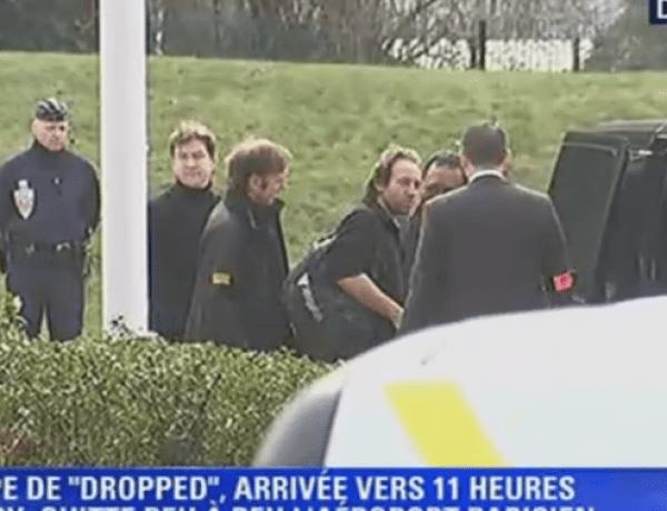 #Dropped : Philippe Candeloro a retrouvé ses filles en pleurs